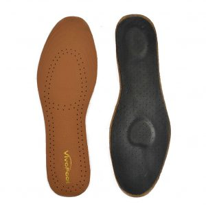 Premium Leather Insoles