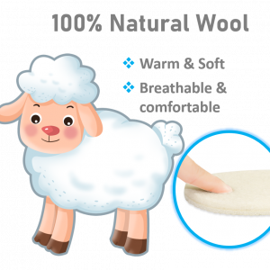 Natural Wool Insoles